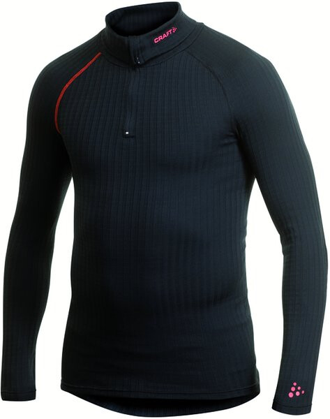 Craft Pro ZERO Extreme Turtleneck black